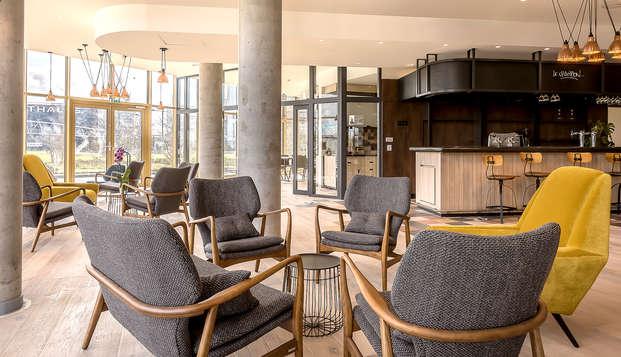 Mercure Paris Gennevilliers - Lobby