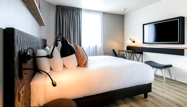 Mercure Paris Gennevilliers - room