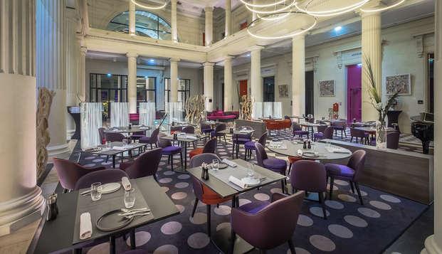 Hotel Radisson Blu Nantes - NEW Restaurant