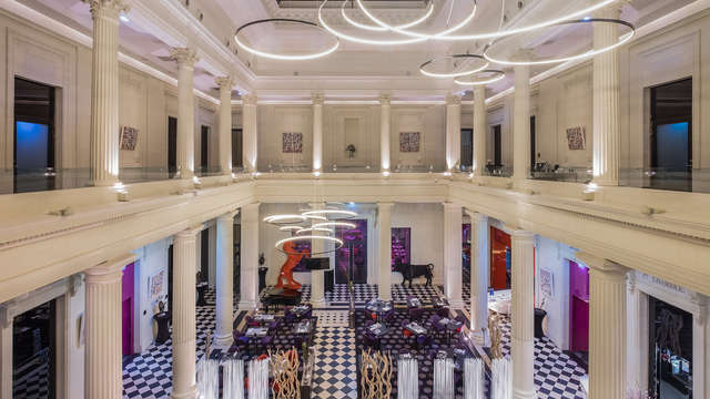 Hotel Radisson Blu Nantes - NEW Hall