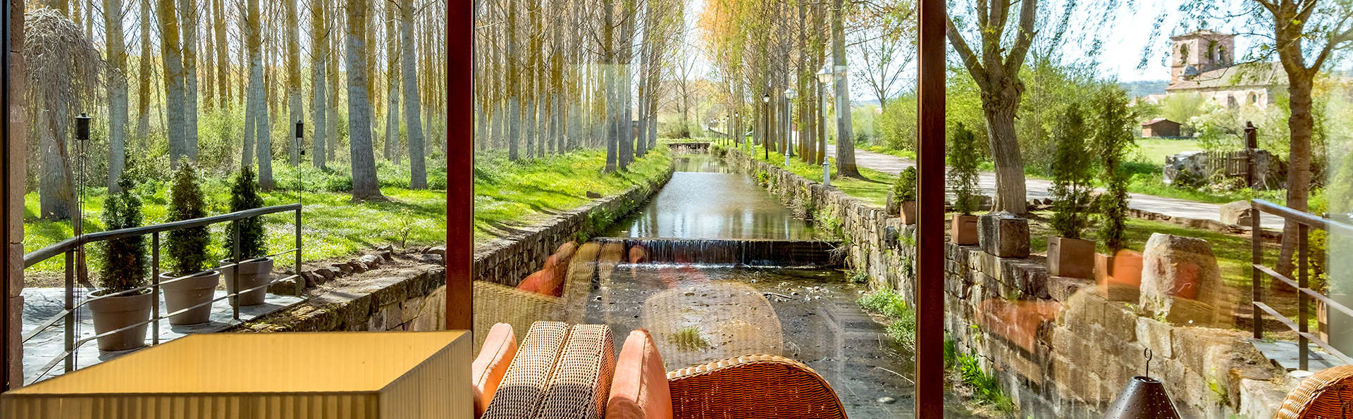 Escapada romántica en el mejor paraje natural en Palencia