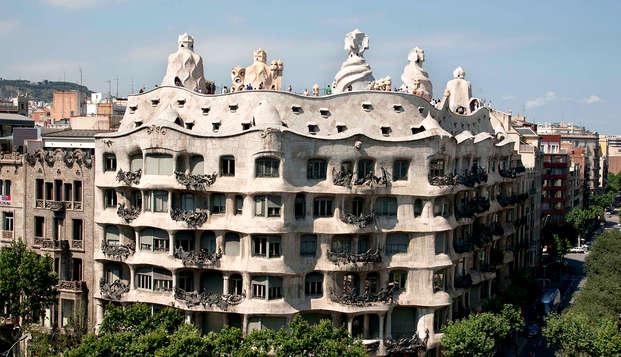 Charme e paesaggio urbano nel cuore di Barcellona