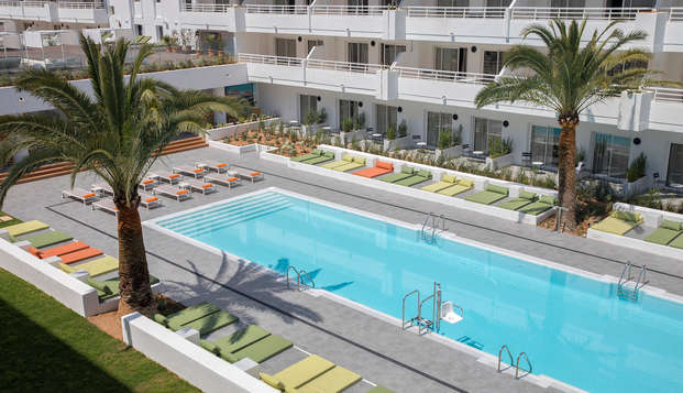 Escapade dans un appartement jusqu'à 4 personnes à Magaluf, Majorque