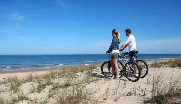 Découvrez la côte de Blankenberge à vélo