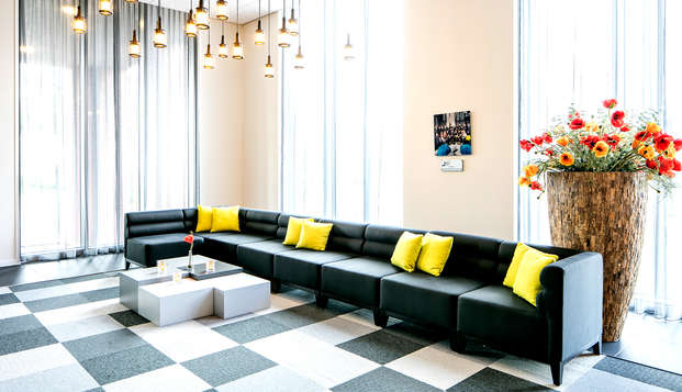 City Resort Hotel Helmond - NEW LOUNGE