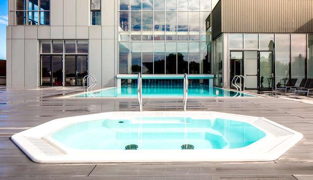 City Resort Hotel Helmond - NEW POOL