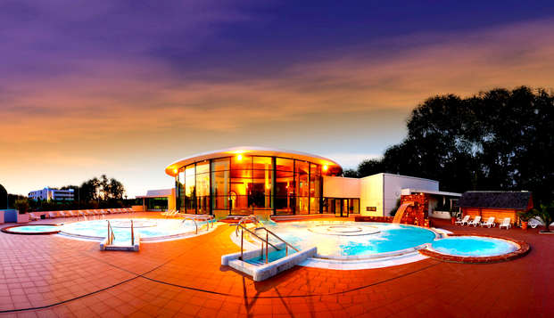 Week-end détente avec accès spa près de Perpignan