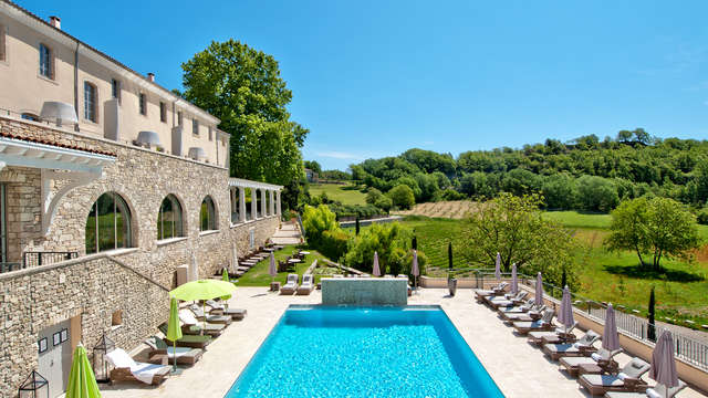 Luxe & bien-être au cœur de la Provence