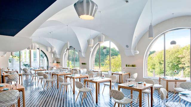 Week-end détente avec dîner et soins en Provence