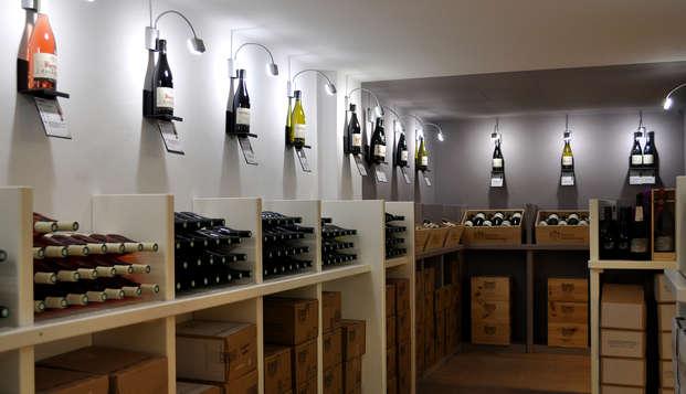 Découverte des vins de Châteauneuf du Papes et parenthès détente 5* près d'Avignon