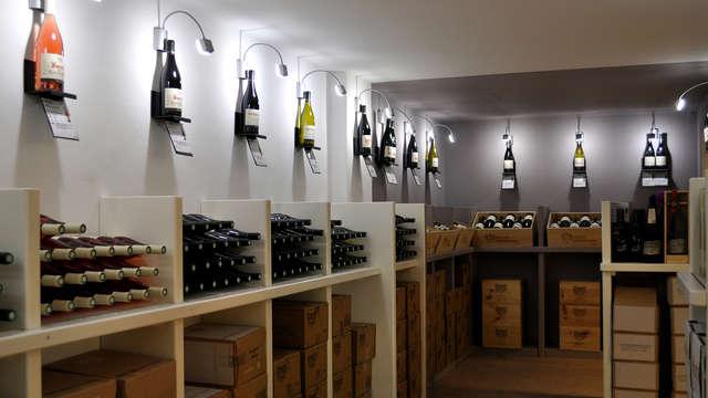 Week-end avec dégustation de vin à Avignon