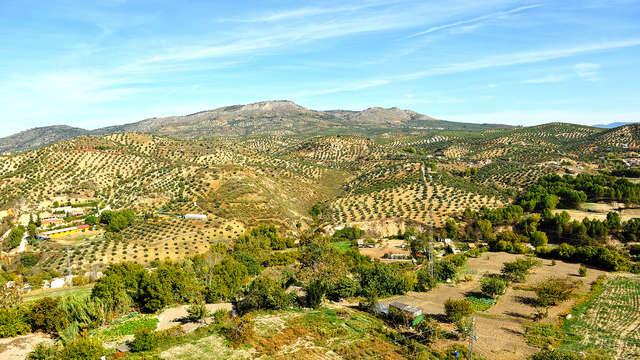 Escápate en plena naturaleza de Cabra, muy cerca de Córdoba, con cena incluida  (desde 2 noches)