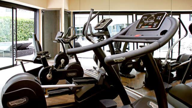 Accès à la salle de fitness pour 2 adultes
