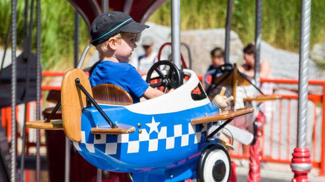 Ontspanningsweekend met toegang tot pretpark Petit Prince