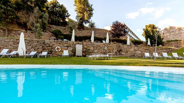 Escapada con cena en un hotel con Spa en Santa Cruz do Douro
