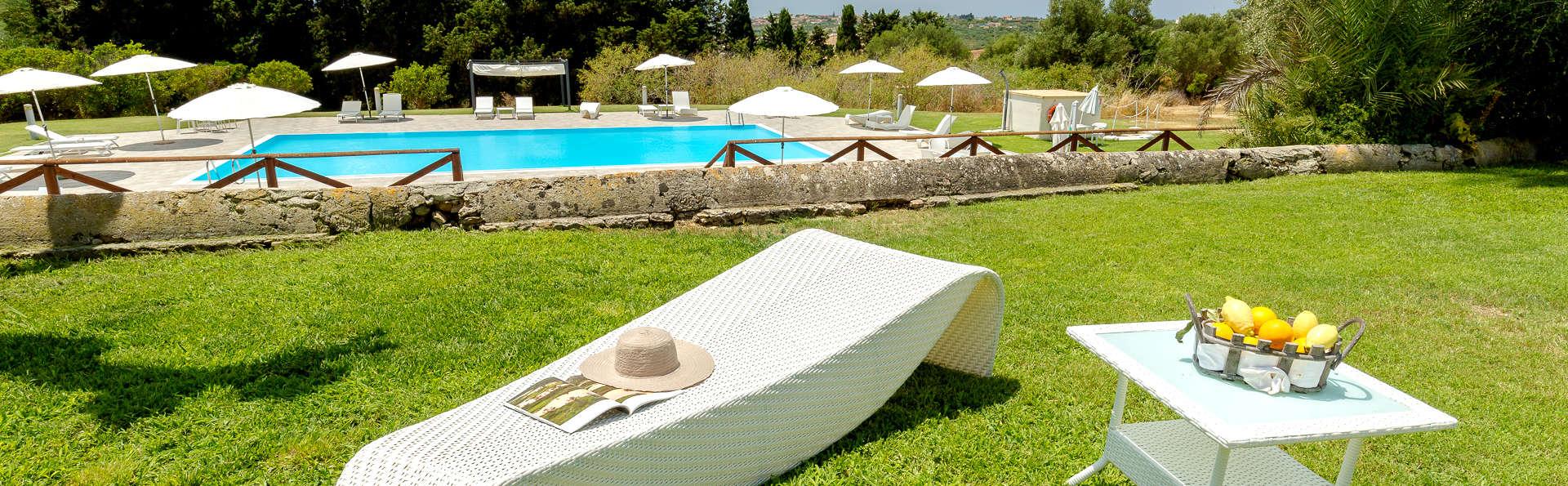 Hotel boutique en Sciacca, en el corazón de un naranjal del mar Mediterráneo