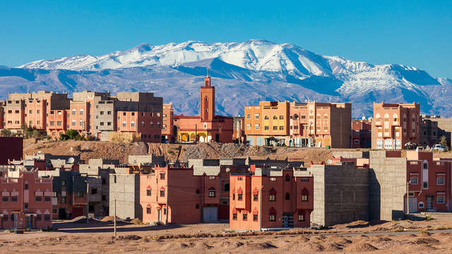 Een rustgevende minivakantie in Marrakech (vanaf 2 nachten)