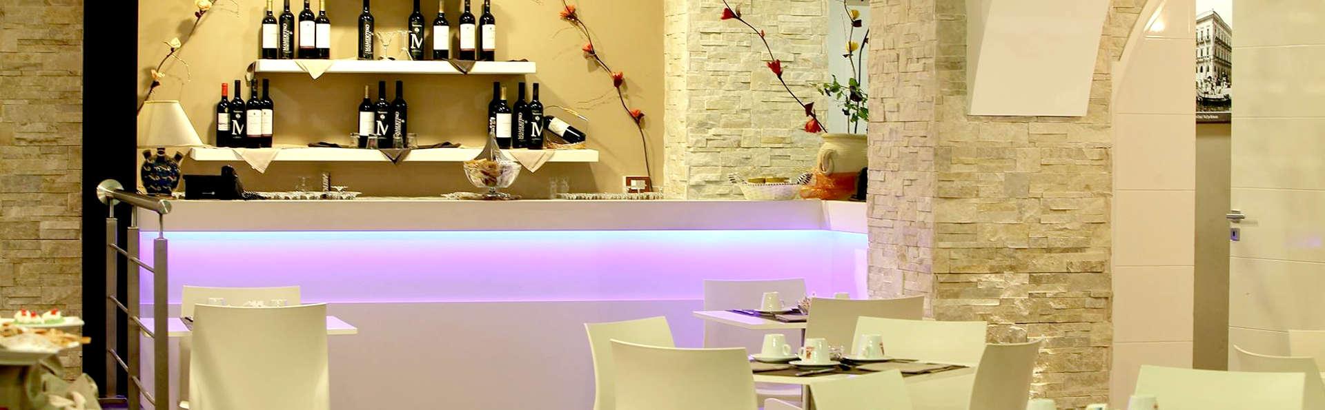 Soggiorno nel centro storico di Palermo con cena inclusa nel prezzo