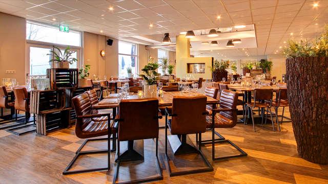 Gastronomie dans le parc naturel De Maashorst en Brabant-Septentrional