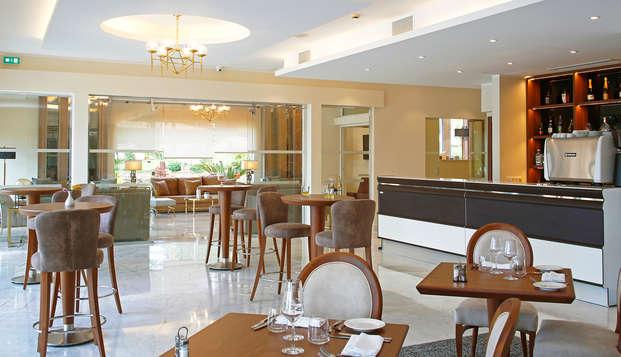 Hotel Corsica - new BAR