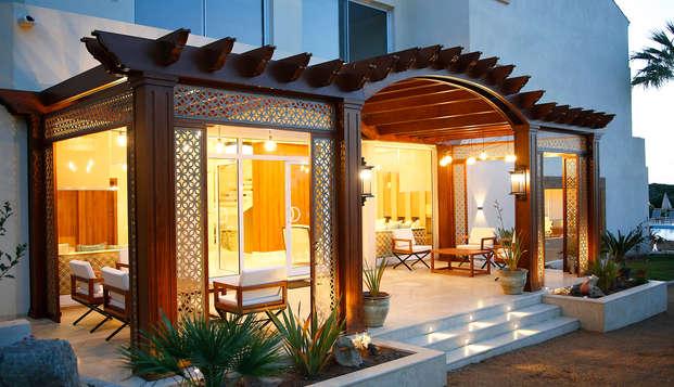 Hotel Corsica - new FACADE-