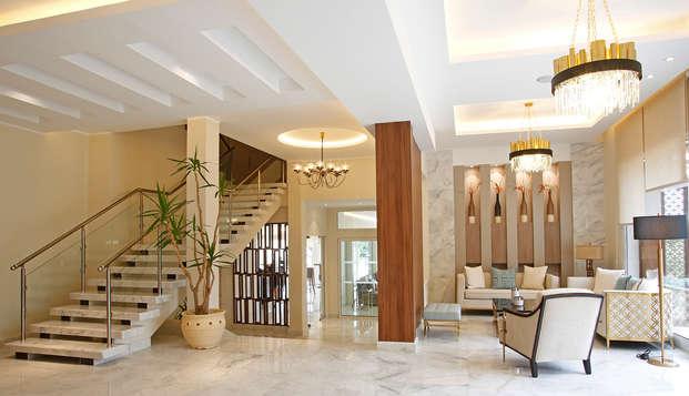 Hotel Corsica - new HALL-
