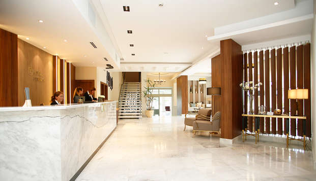 Hotel Corsica - new RECEPTION-