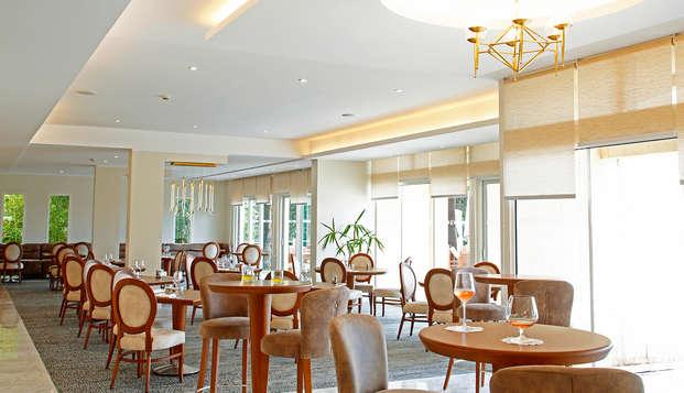 Hotel Corsica - new RESTAURANT-