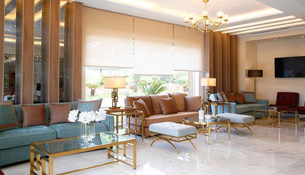 Hotel Corsica - new SALON
