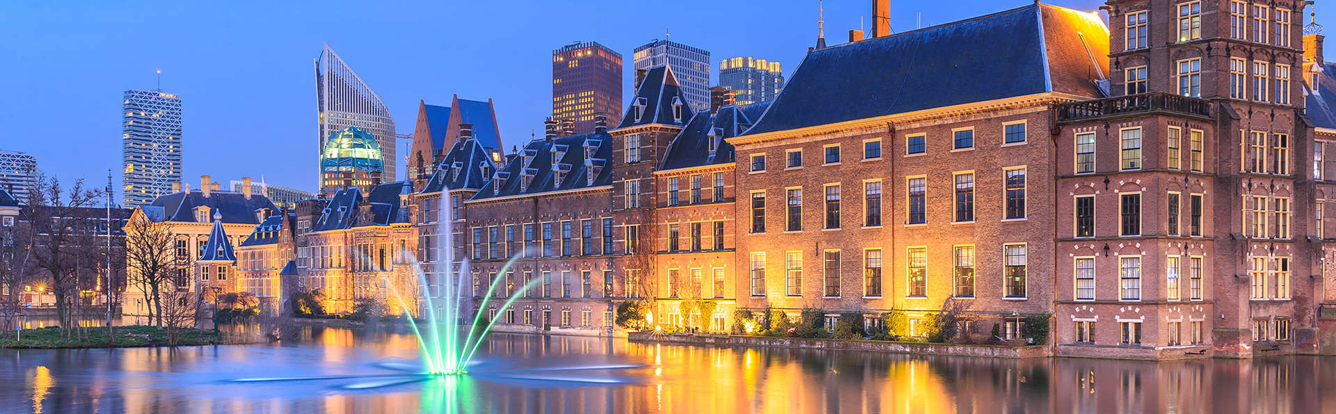 Week-end à La Haye plein de détente et de confort (à partir de 2 nuits)