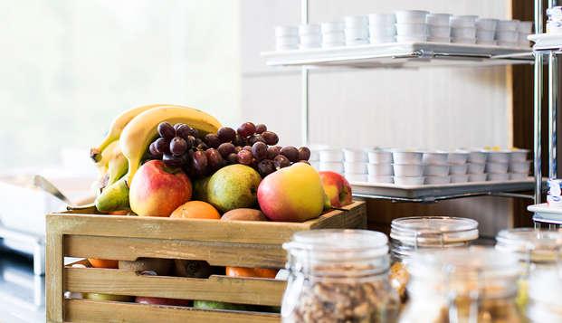 Babylon Hotel Den Haag - Fruit