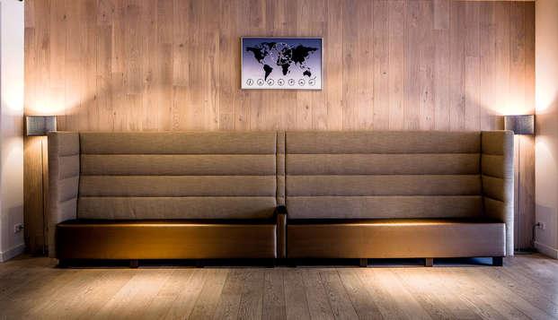 Babylon Hotel Den Haag - Lobby