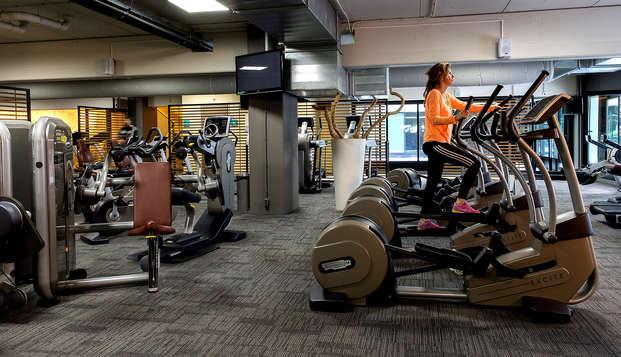 Babylon Hotel Den Haag - Gym