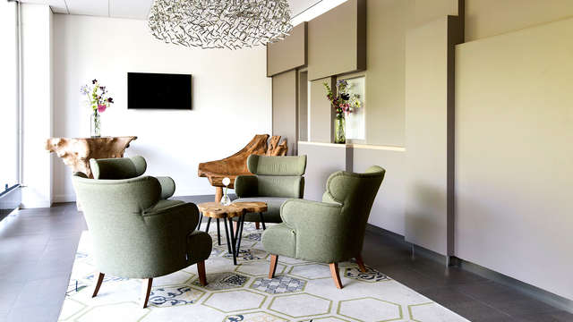 Luxe et design au centre de La Haye