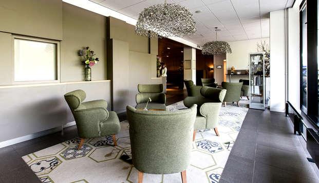 Babylon Hotel Den Haag - Lounge