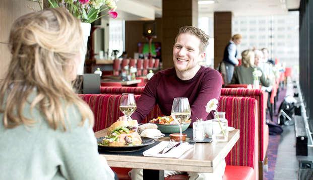 Babylon Hotel Den Haag - Restaurant