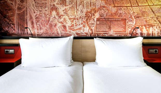 Babylon Hotel Den Haag - Room
