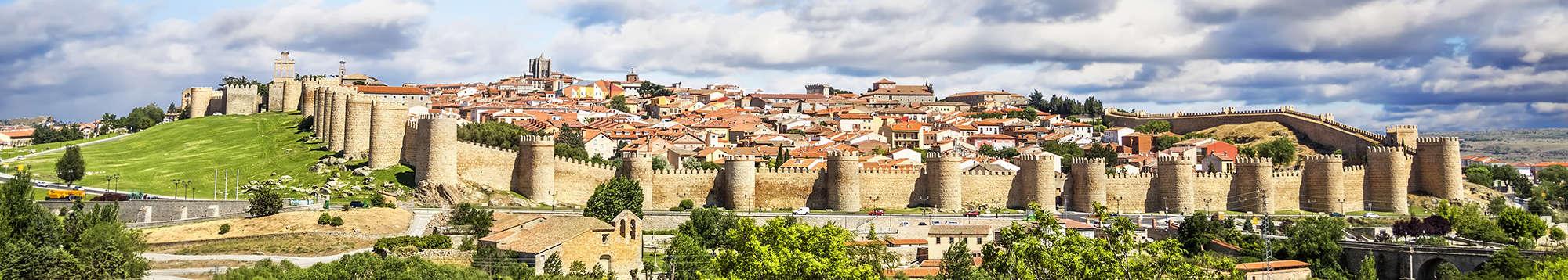 Escapadas fin de semana en Ávila