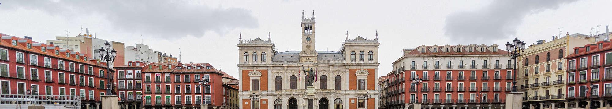 Escapadas fin de semana en Valladolid