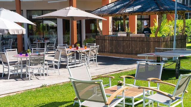 Mercure Hyeres Centre - new terrace