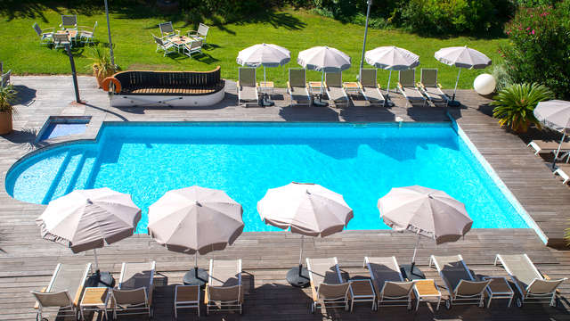 Mercure Hyeres Centre - new terrace pool