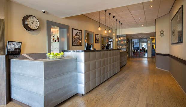 Hotel Rotterdam - new Reception