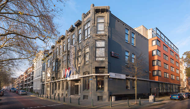 Citytrip Rotterdam vol design en comfort