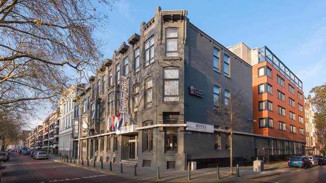 Citytrip à Rotterdam : ville design et confort