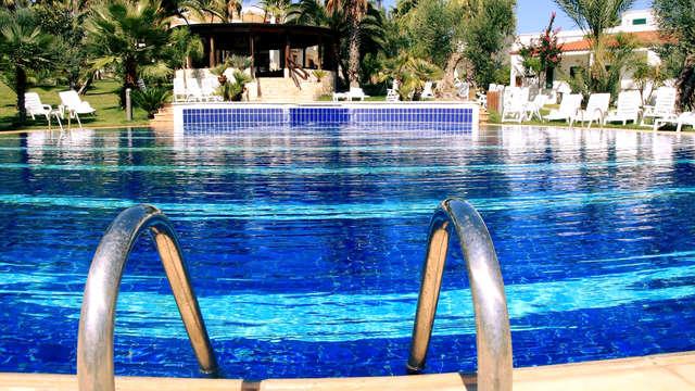 Weekend di relax ad Ostuni in un elegante resort circondato dal verde