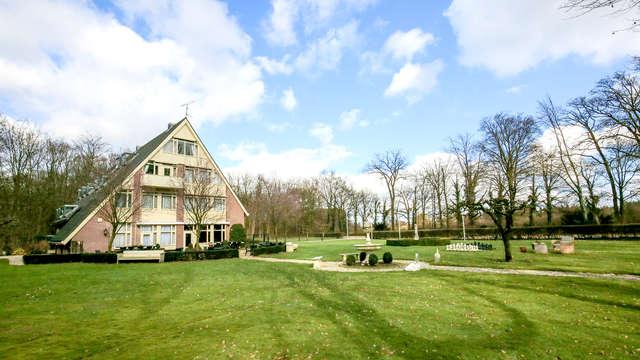 Geniet van de Veluwse natuur op een prachtig landgoed