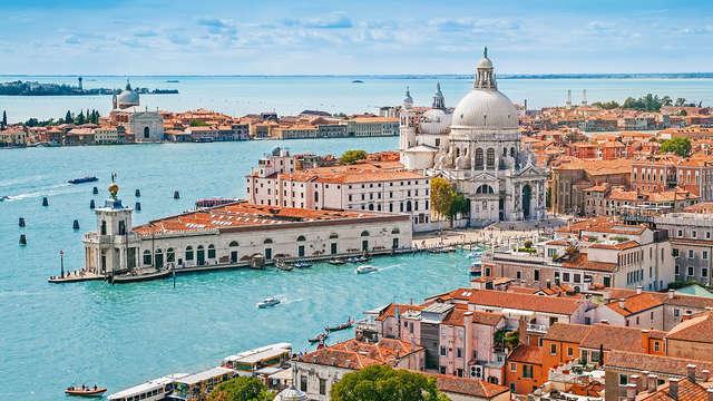 Verblijf in het centrum van Venetië, vlakbij het Canal Grande