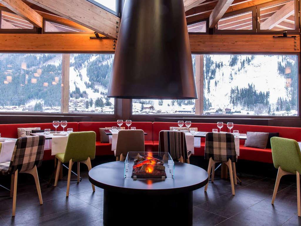 Séjour Ski Alpes - Détente et dîner dans un restaurant panoramique, à chamonix  - 4*