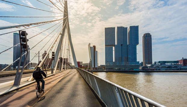 Weekendje naar het bruisende Rotterdam