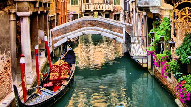 Confort sur les rives de la lagune de Venise